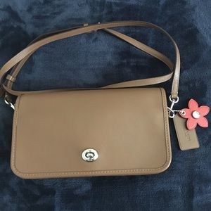 Limited edition coach crossbody bag